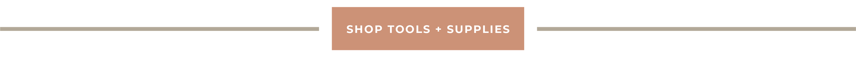 Shop Tools + Supplies
