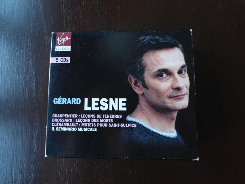 Gérard Lesne - IL Seminario Musicale  (5 cd's set)