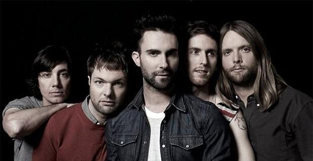 «Радио 7 на семи холмах» дарит поездку в Кёльн на концерт Maroon5 - Новости радио OnAir.ru