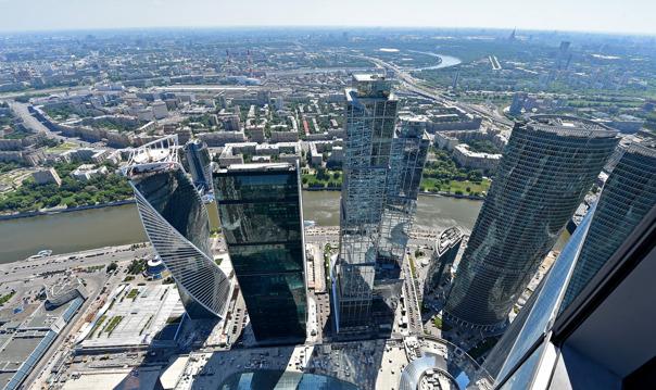 Экскурсия в Музей-Смотровую Москва-сити (весь день)