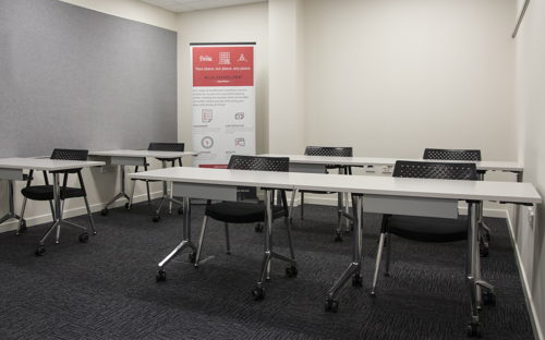 Professional Purpose Built Training Room in central Wellington - 0