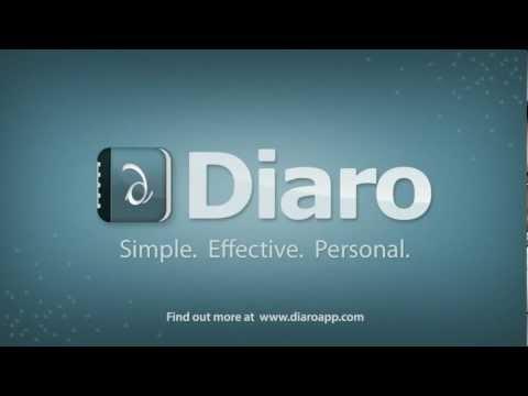 Diario app
