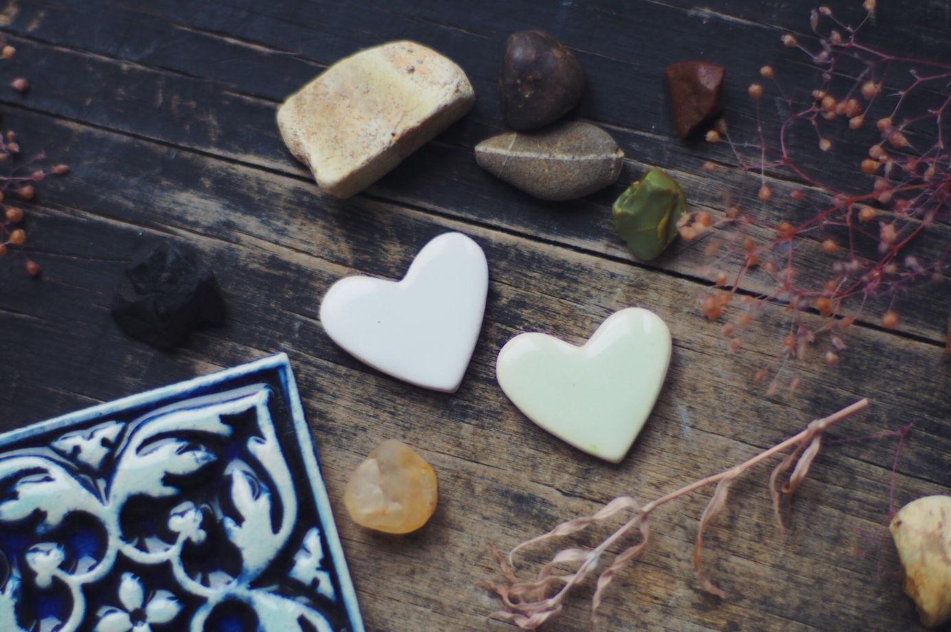 Маленькое фарфоровое Сердце