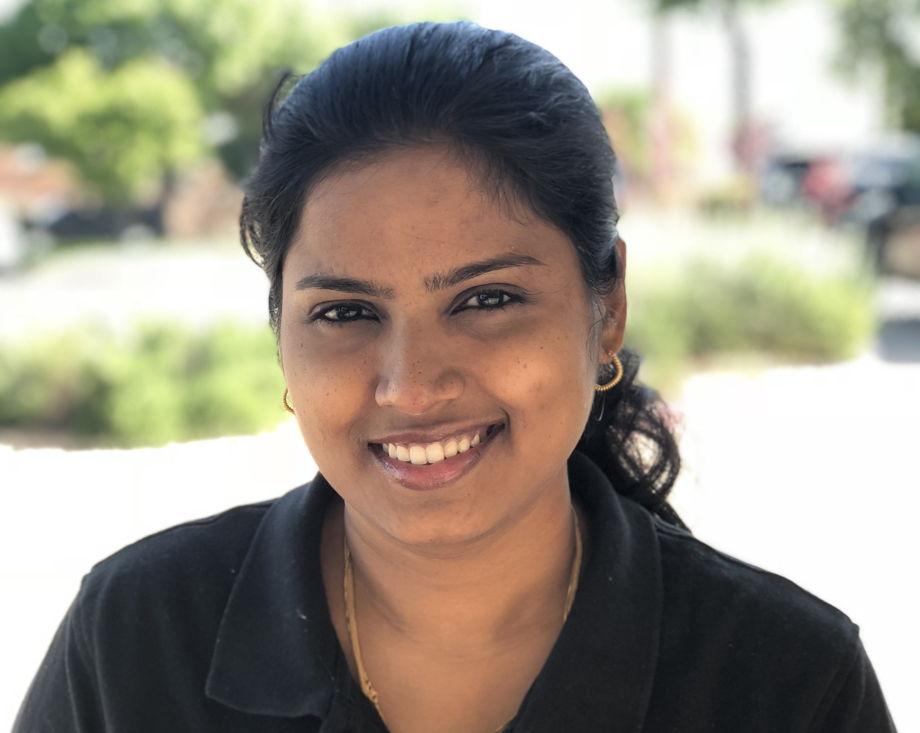 Ms. Subasri Vijayakumar , Degreed Pre-Kindergarten Teacher