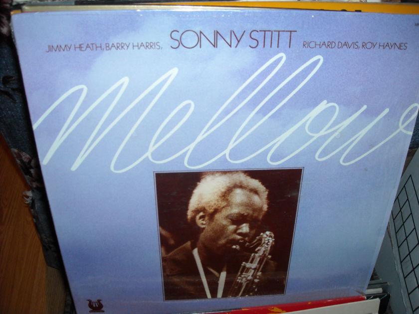 Sonny Stitt - Mellow Muse LP (c)