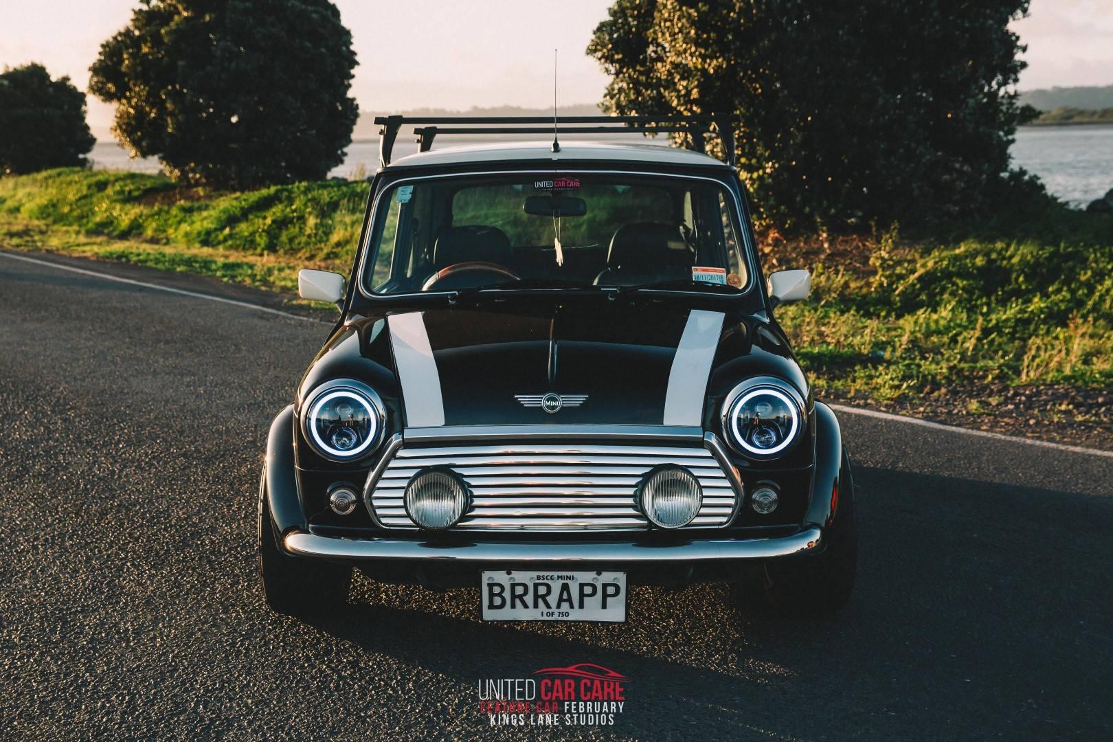 February Mini Cooper Sports Le