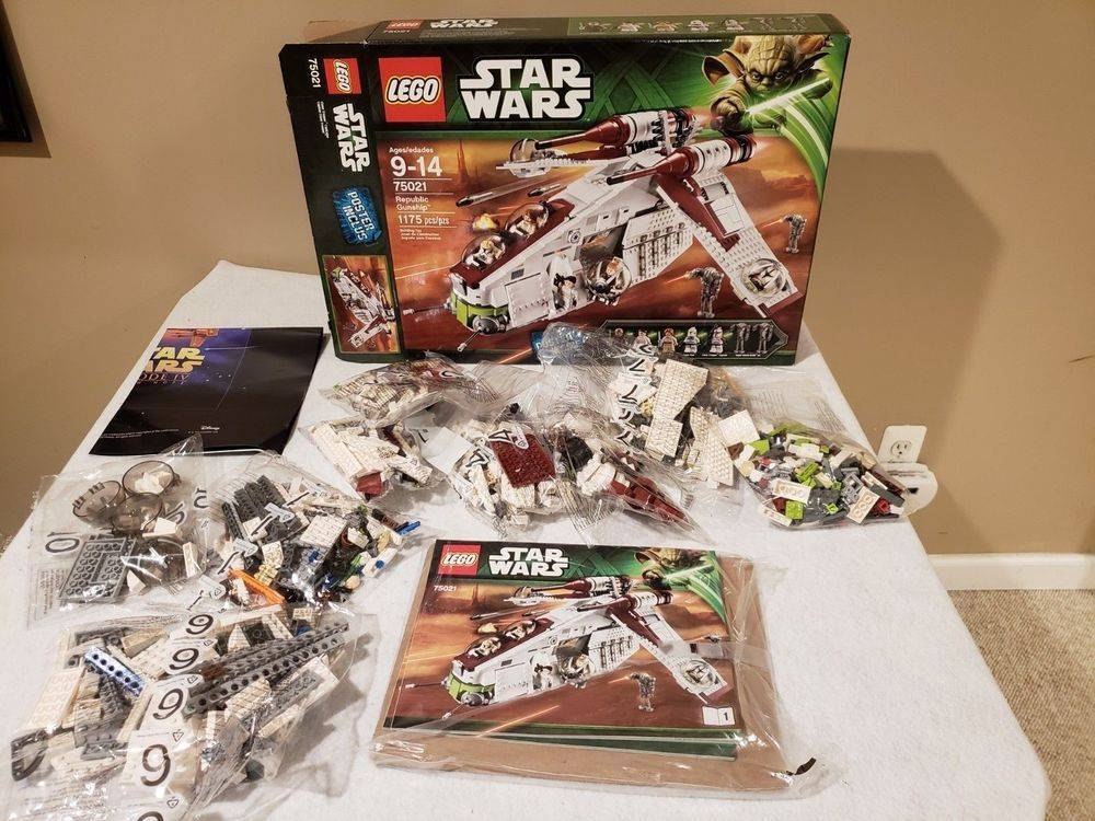 lego 75021 box inside