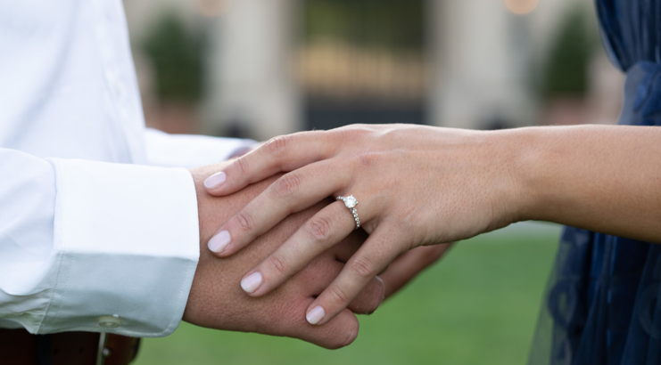 Who to Share Your Engagement With First