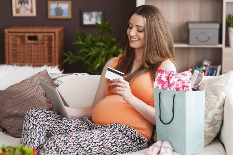Kismamaként online vásárlás