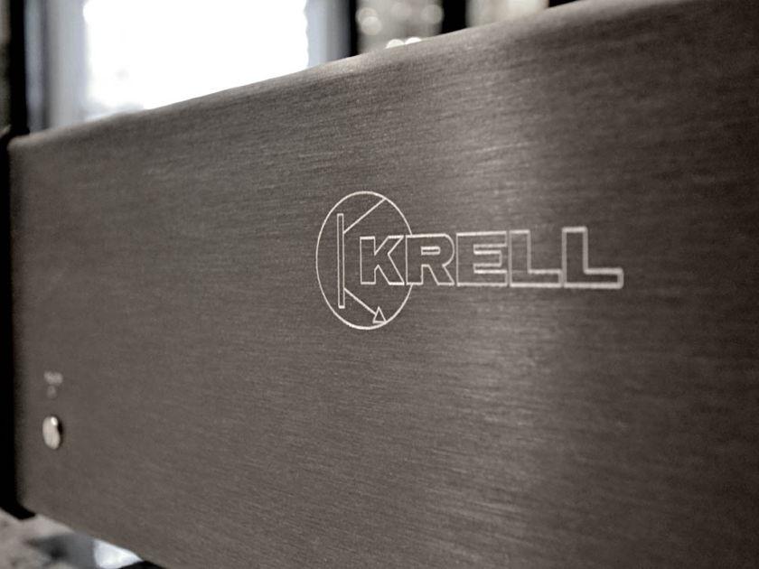 Krell KAV-250a 250w x 2 in great shape