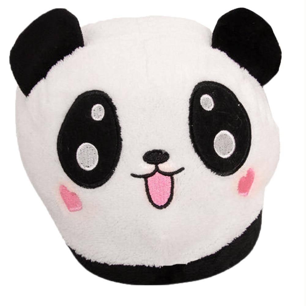 pantoufles panda kawaii