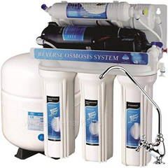 Bluonics 6 Stage Reverse Osmosis W Booster Pump