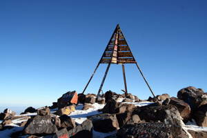 Trekking to north Africas highest peak, Toubkal Summit