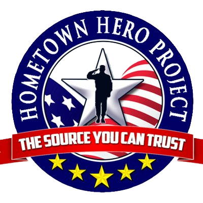 Hometown Hero Project Logo