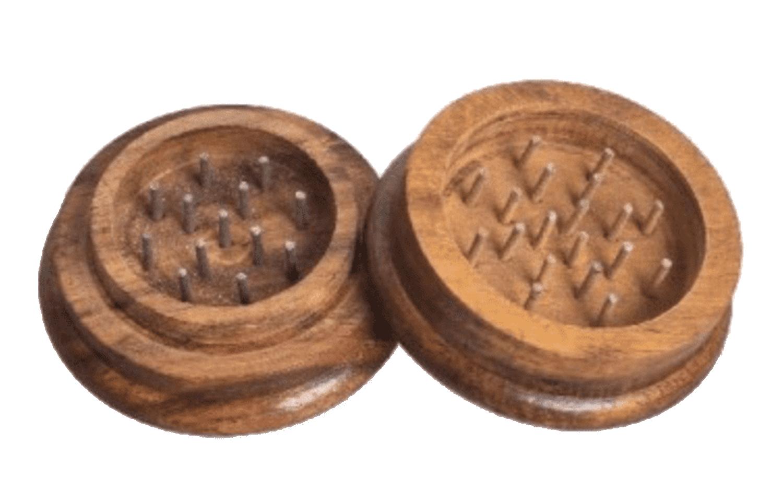 Best Weed Grinders 101 - Wooden Weed Grinder - Dankstop.com