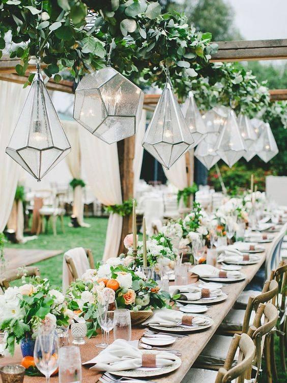 21 Stunning Examples Of Wedding Lighting Decor That You