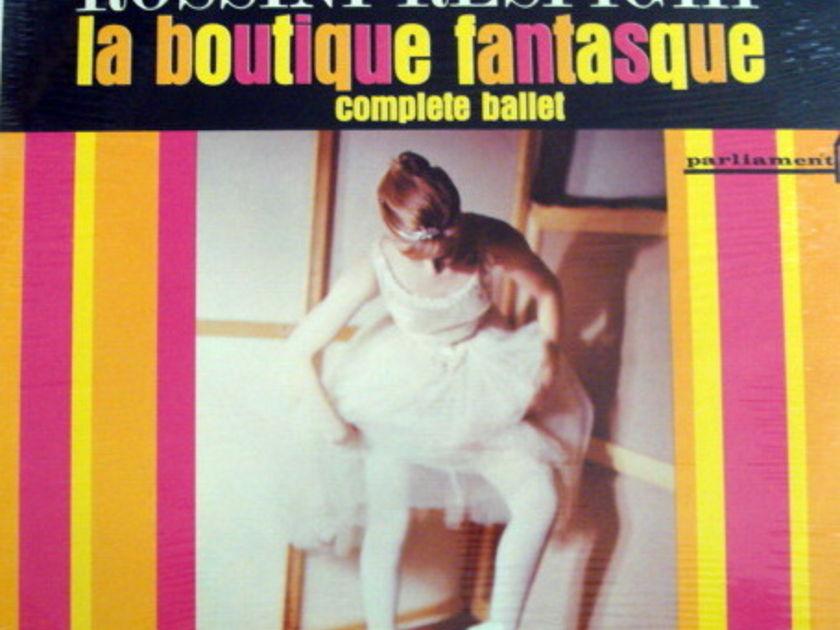 ★Sealed★ Parliament / - LEIBOWITZ, Rossini La Boutique Fantasque!