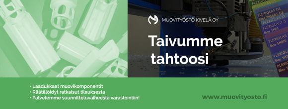Muovityöstö Kivelä Oy, Ylöjärvi