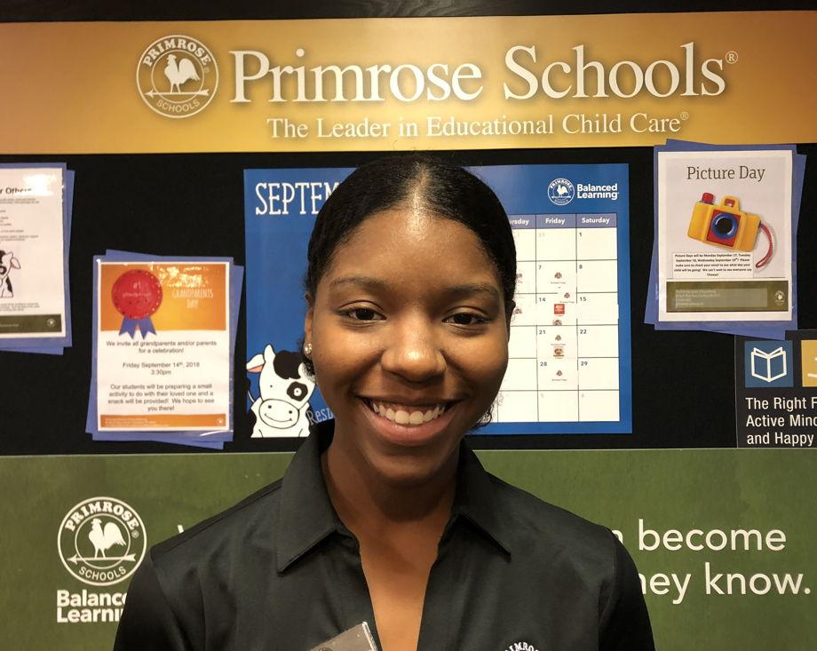 Ms. Kiara Wilson , Support Teacher