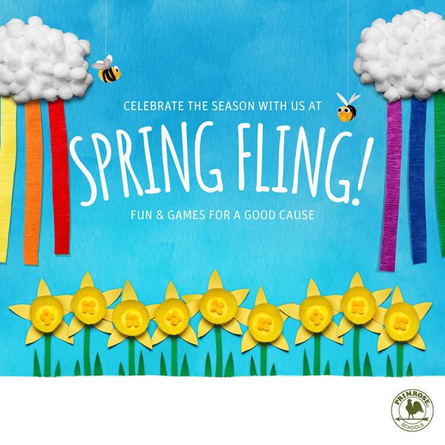 Spring Fling Festival Carnival Games Pony Rides Easter