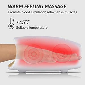 Hand Massager, Electric Hand Massager, Hand Massage Machine, reflexology hand