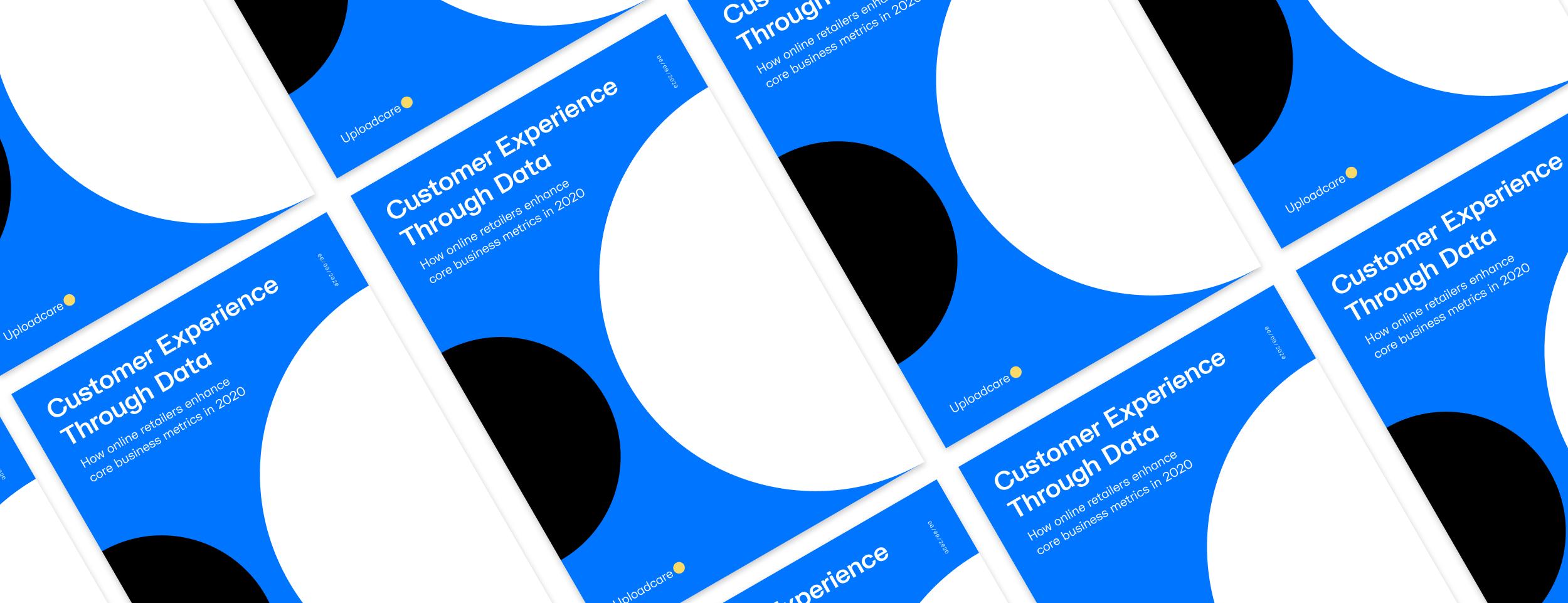 customer experience through data
