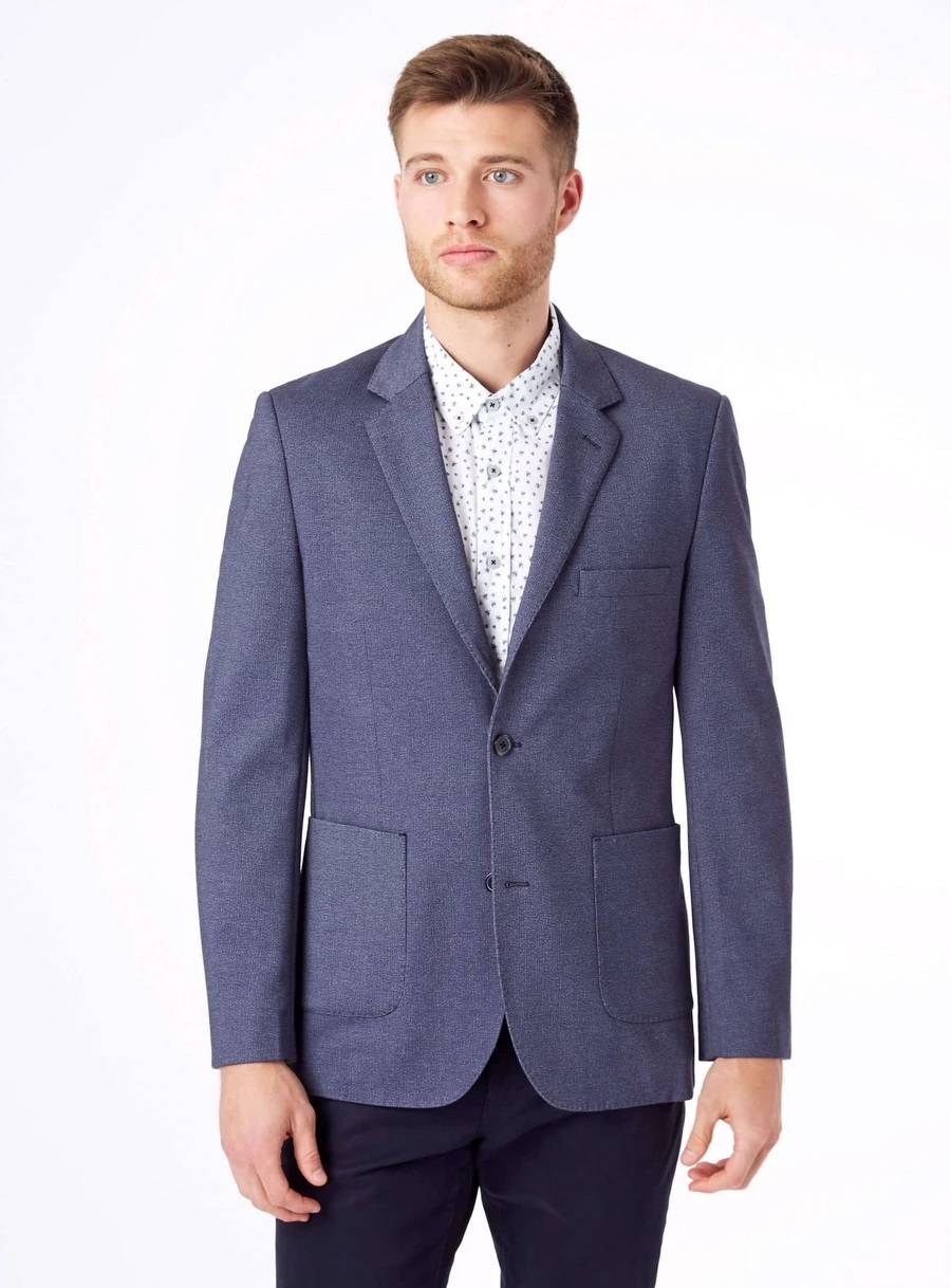 Glenn 4-Way Stretch Blazer