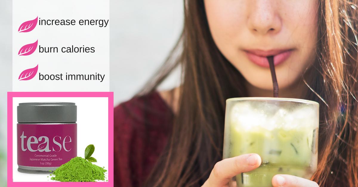 Tease Tea Organic Ceremonial Matcha Free Shipping
