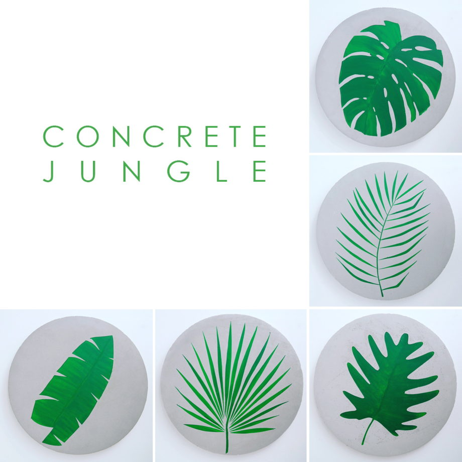 Настенная панель Concrete Jungle №2