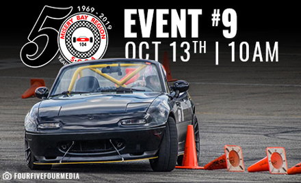 MBR SCCA Event #9 2019
