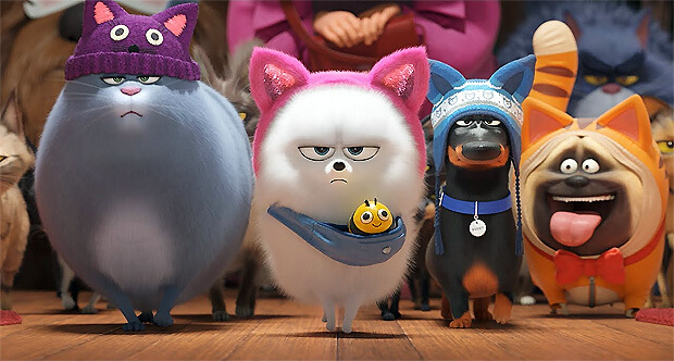 Радио ENERGY – партнер анимационного фильма «Тайная жизнь домашних животных 2»