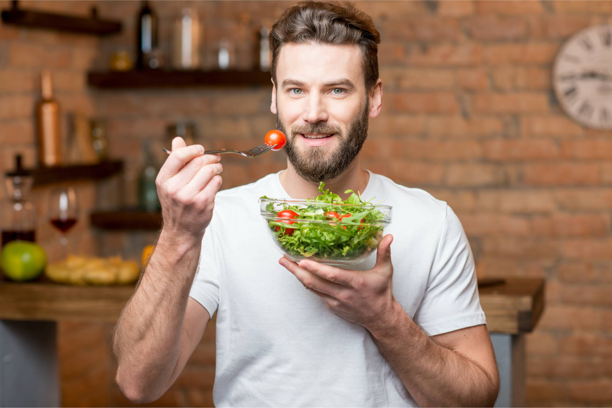 Plant-based diets are good for your health