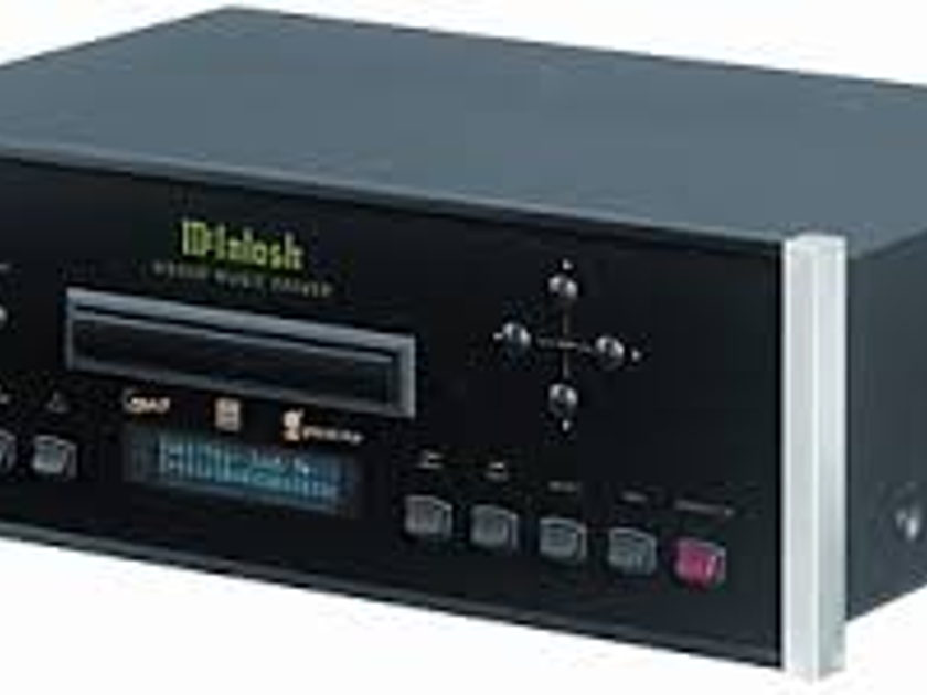 McIntosh MS300 Music Server