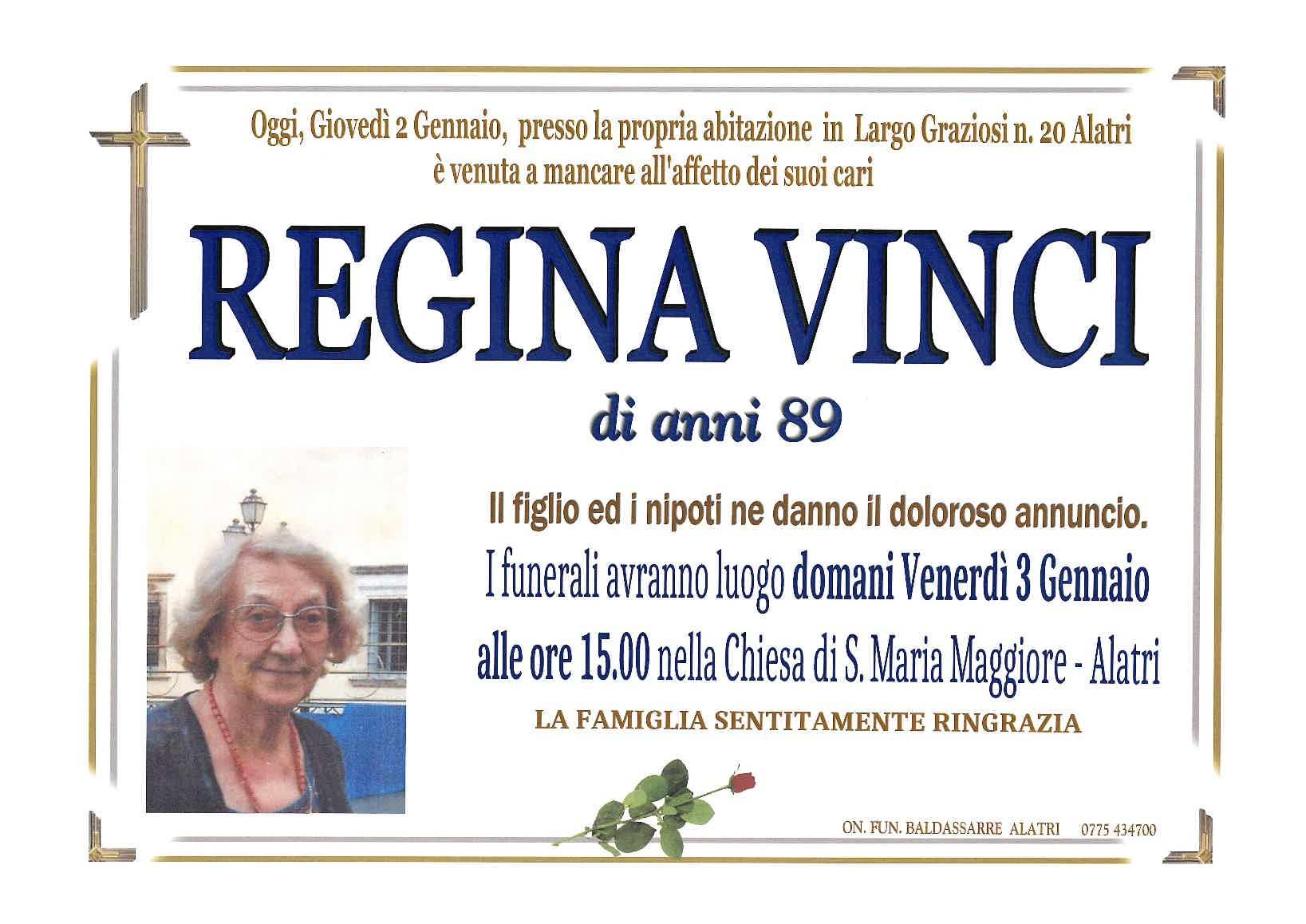 Regina Vinci