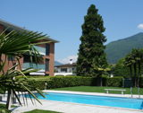 Ascona - Holiday dream - with garden and pool