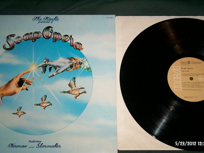 The kinks - Soap Opera lp nm
