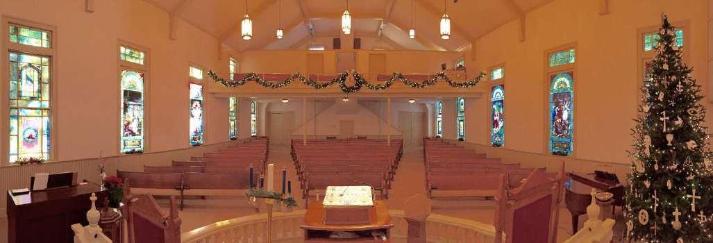 Senoia United Methodist Church - Photo