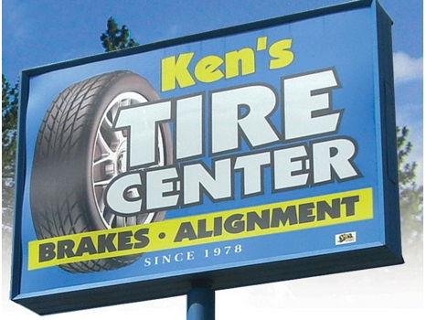 Ken's Tire Center