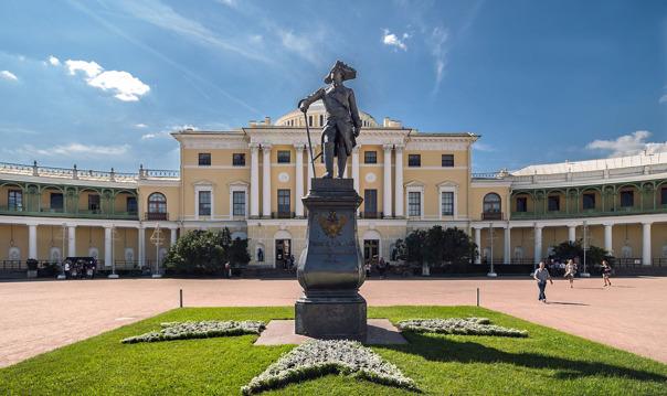 Царское село + Павловск + Гатчина - 3 императорские резиденции за 1 день