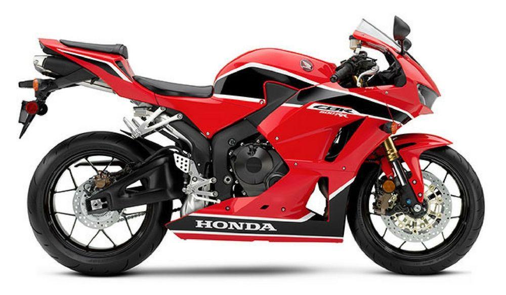 2017HONDA MOTORCYCLES CBR600RR