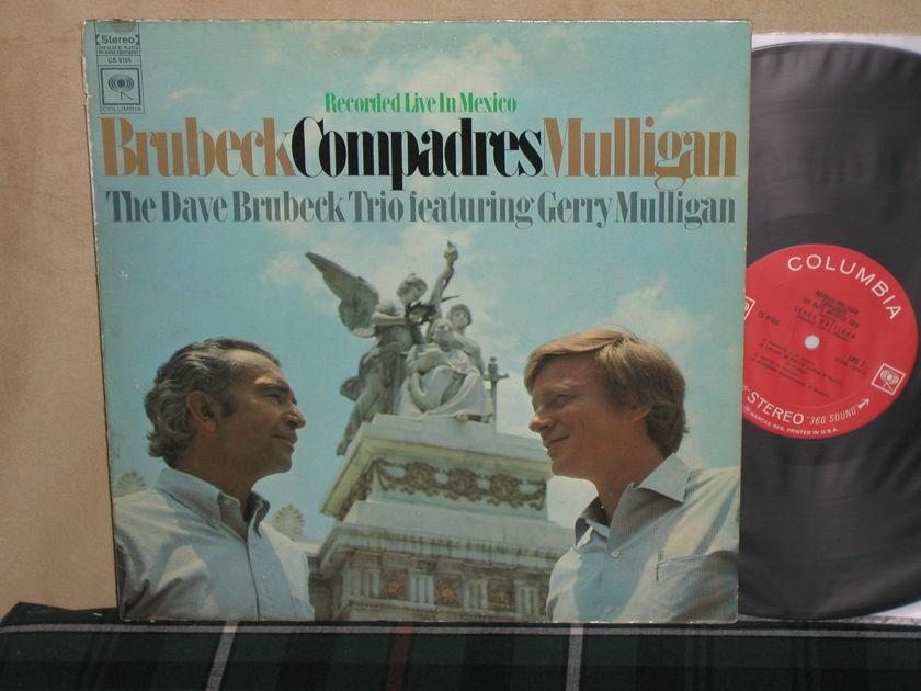 Gerry Mulligan/Dave Brubeck - Compadres  <360> Stereo Columbia CS 9704