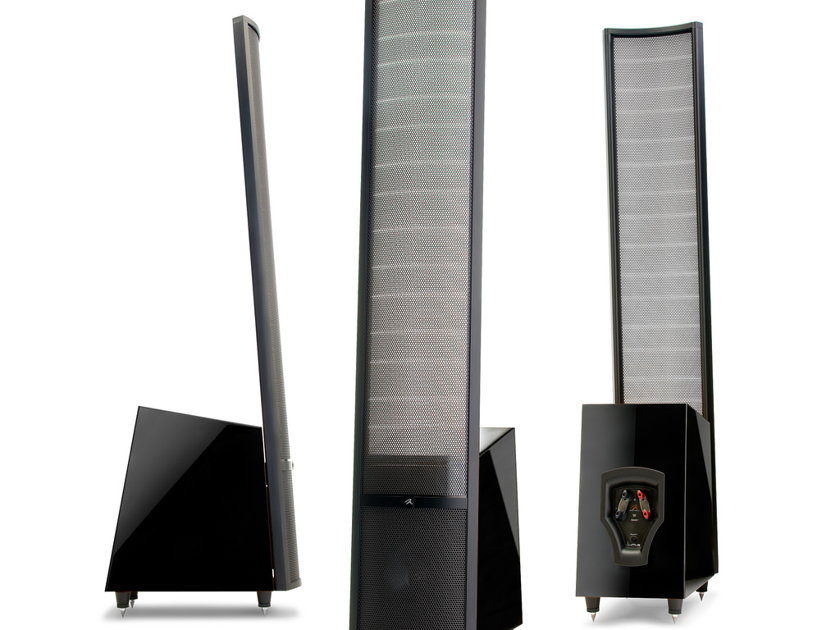 Martin Logan Theos (Pair) Gloss Black **Limited Time Offer**