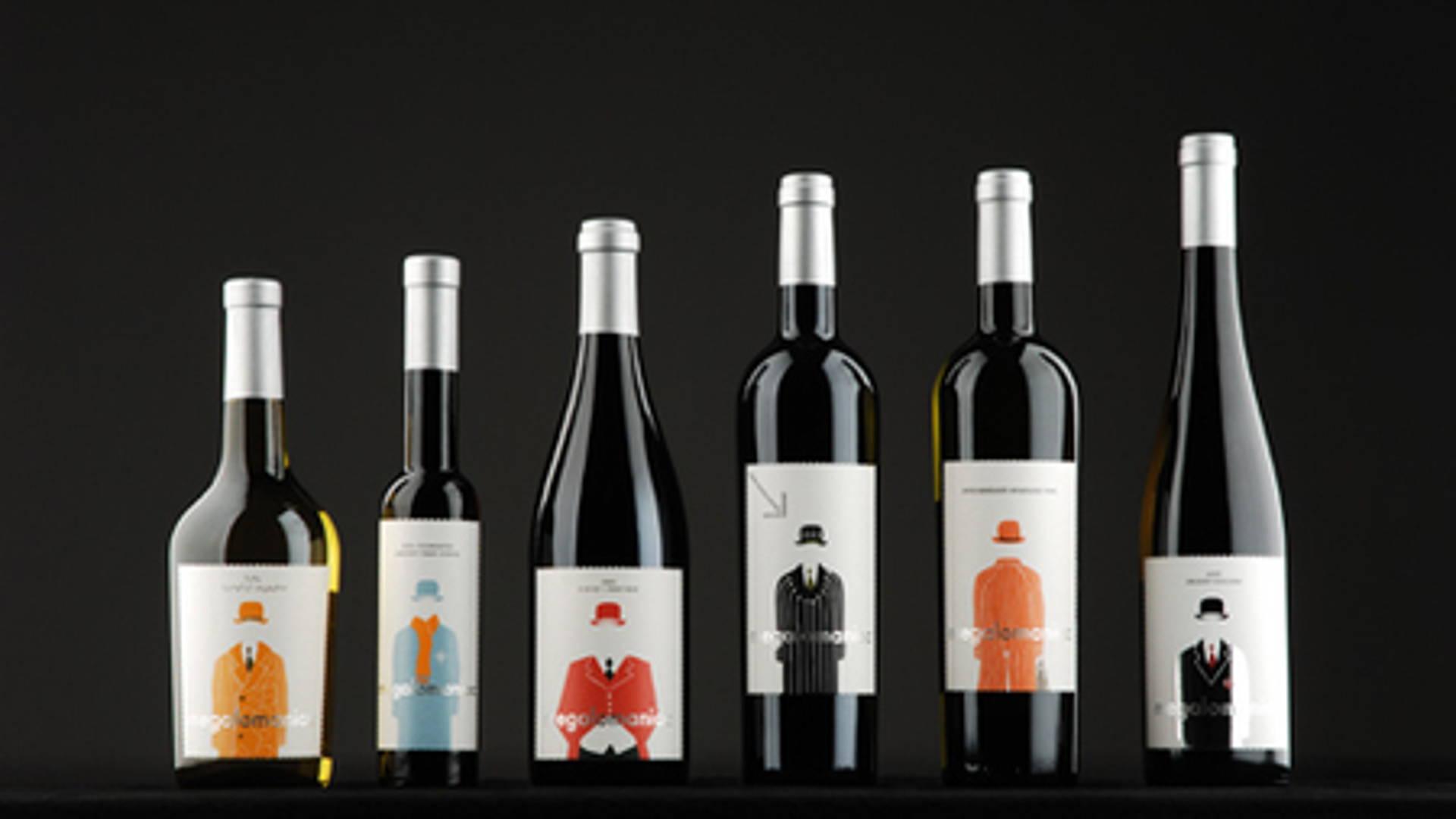 megalomaniac wines | Dieline