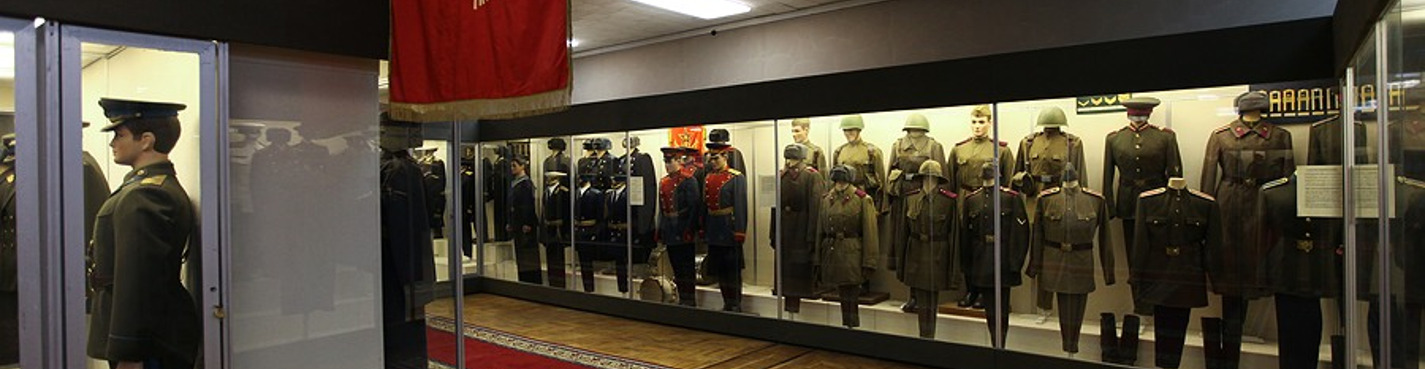 История создания военной формы одежды русской армии