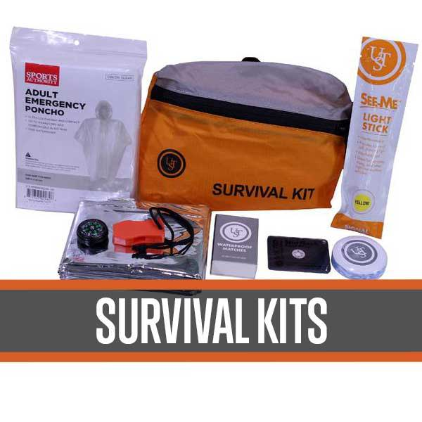 PREMADE SURVIVAL KITS EMERGENCY PREPPER