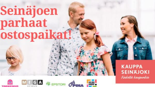 City Kauppapaikat Oy, Seinäjoki
