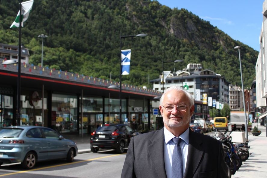 Andorra la Vella - Fins your Real estate with Georges Galofré
