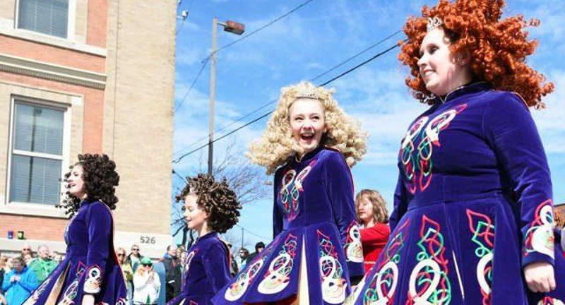 World Wednesday: Irish Dancing with Champagne Academy