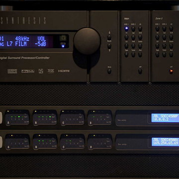 SDP-40HD / MC-12BHD HDMI Processor Preamp