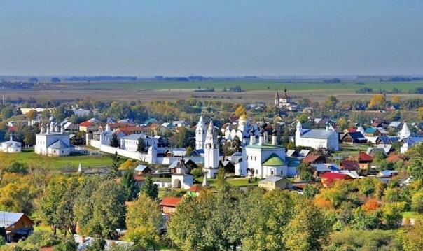 Суздаль - град летописный